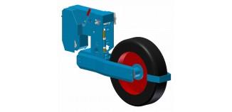 Boite de distances bloc roue integré 7''