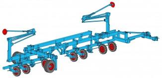 Chariot de transport  C180