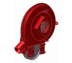 Turbofan Front-mounted fertilizer