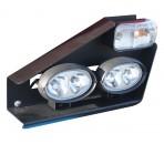 Luces y señalización Abonador delantero DUO