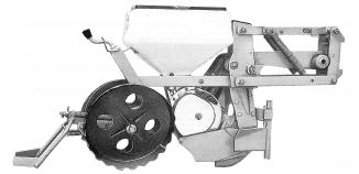 Sekcja wysiewająca/robocza (1982 - 2002)