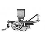 Sekcja wysiewająca/robocza (1989 - 1995)