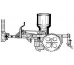 Sekcja wysiewająca/robocza (1965 - 1968)