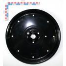 1/2 JANTE INTERIEURE TOLE SEULE (3 trous) Réf 7073.3SA Composant de roue 10210025