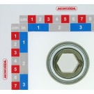 ROULEMENT N205-KPPB2-H-A513 POUR PALIER FLASQUE REF SKF PEER PER.205HPPB2-A