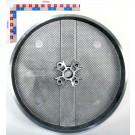 POULIE USINE 25 GORGES DIA 360 POUR TURB DB GD PLAN 20063200B du 04.12.09  (ref poulie brute 1004007