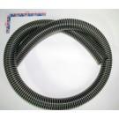 TUYAU MONOFLEX NITRILE Lg 2m05 DIAM.50 SPIRALE NOIR PLAN 10991107
