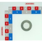 TUBE ENTRET.CHASSE-DEBRIS ZN BLANC 450HBS SANS CHROME VI PLAN 20033611B du 03.07.12