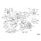 Bloc roue entrainement - fertiliseur avant DUO