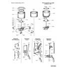 Fertiliseur sur élément semoir 102