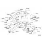 Châssis repliable TFC 2012 - ensemble bielles gauche