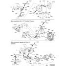 Blocs roue arrière NC Classic