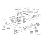 Châssis bineuse repliable 12 - 18 rangs (2)