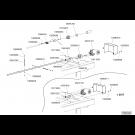 Agitateur de trémie 1500L - fertiliseur avant DUO électrique