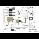 équipements électrique - fertiliseur avant duo électrique