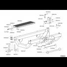 Châssis fertiliseur avant simple électrique (1)