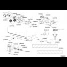 Eclairage & signalisation fertiliseur avant simple électrique sup2016