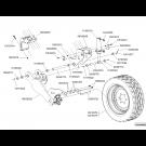 Bloc roue châssis trainé 7'' (1)