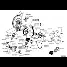 Montage alternateur turbine electrique MD - GD >2017