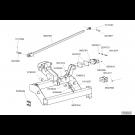 Châssis repliable TFC 2 2015 - partie gauche