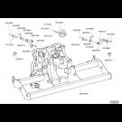 Châssis repliable TFC 2 2015 - crochets de verrouillage