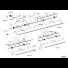 Châssis repliable TFC 2 2015 - six pans
