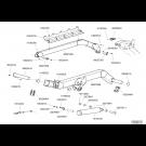 Châssis repliable TFC 2 VB 2017 - ensemble bielles droite