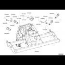 Châssis repliable TFC 2 VB 2017 - crochets de verrouillage