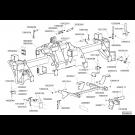 Châssis MultiSlide (1) - partie centrale