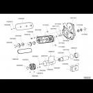Entrainement boîtier de distribution (1) NG Plus ME - NG Plus 4E - NX ME