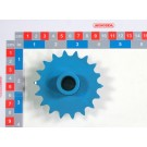 Intermediate lateral sprocket (18 tooth)