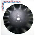 DISCO DIAMETRO 360 EP3 GRANDES ONDULACIONS AGUJERO CENTRAL 32,,+5 AGUJEROS