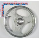 TURBOFAN PULLEY diam 250 (19 grooves)
