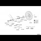 DRIVE WHEEL UNIT - FRONT-MOUNTED DUO FERTILIZER (4)