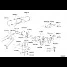 Fertilizer transport - Front duo fertilizer - TFC2 FRAME (1)