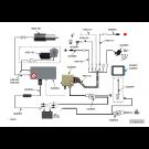 équipements électrique - fertiliseur avant simple électrique