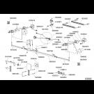 SIGNALLING KIT - TRANSPORT CARRIAGE 127X127