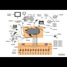 Equipements semoir électrique FEP ECU-2,5G
