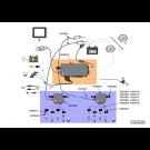 Equipements semoir électrique FEP Microsem ECU-2,5G