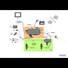 Equipements semoir électrique FEP Fetiliseur ECU-2,5G