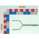 SPRĘŻYNA POKRYWY CYKLONU/REDLI CY PODSIEW./RAMA EXTEND  PLAN  10159058A z 09.01.12 STAL NIER