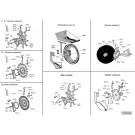 Transplanter distributor wheels